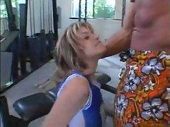 Two dirty ladies have fun with his xxl big cock