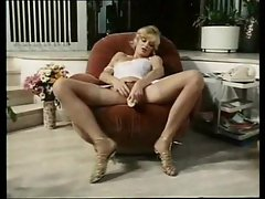 Sensual nurse taking it doggy style in vintage episode