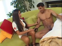 Nurse Jenaveve Jolie is banging lewd