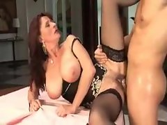 Mind blowing sex with a glamorous experienced cheating wife
