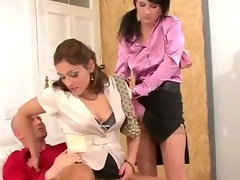 Piss drenched fetish lasses dirty play