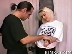 Her dirty ass is soundly spanked