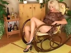 Masturbating Attractive mature