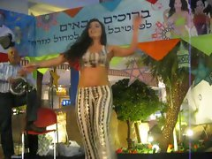 Alla Kushnir sexual belly Dance part 18