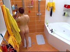 Big brother czech -Marcela nude shower