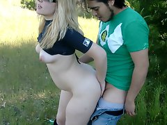 Banging in the park 2