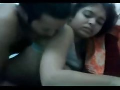 Seductive seductive indian College lassie banged nicely by Lover Part 2