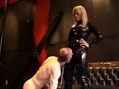 Attractive Domination with Luscious Dom