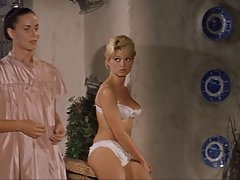 Brigitte Bardot - Night Heaven Fell