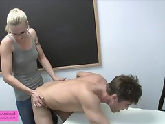 Pegging the Teacher JC Simpson Lance Hart