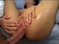Sensual squirt and cream pie
