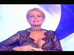 Ulrika Jonsson Pregnant Hooters