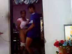DESI Luscious teen FRIENDS IN HOME MUST WATCH THIS VDO
