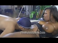 Snatch Eating Giving blowjob Pervert with TIa Carter