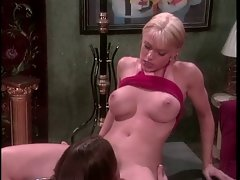 Melissa West gets her butt rubbed and banged
