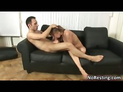 Randy hussy gets face banged after brutal part3