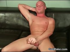 Lewd filthy alluring lad jerking part3