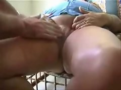 Masturbating my experienced nympho untill she cums