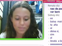 renata on skype