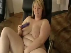 Filthy toy play of Becky the german sexblonddi