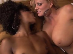 Misty Stone - Husband and Dirty wife Trio