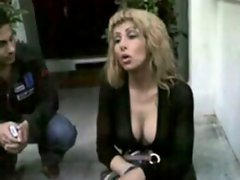 Palestinian hooker in London