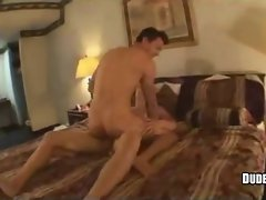 Triple Dare, All The Way Up His Naughty ass