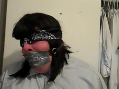 Your Bound and Gagged Sissy Vixen
