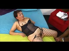 Experienced Latina Gets A BBC