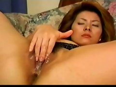 Luscious Nice looking Sensual japanese MILF's Attractive Vulva Banged