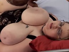 BIG HUGE Knockers MOMMA Rough SEX