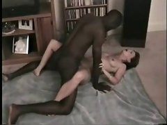 lewd slutty wife strokes black friend while hubby films