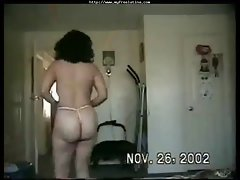 Plump bum Latina getting penetrated