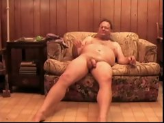 Seductive russian Dad Hand Job
