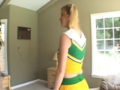 BIG BOOB CHEERLEADER DP RELOADED