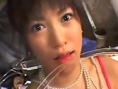 Seductive japanese 20 loads swallowed with music