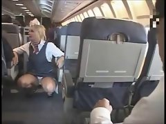 Flight Attendant Upskirt 2