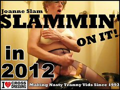 JOANNE SLAM - VIDEO TRAILER ONE - FOR 2012