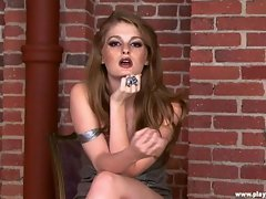Lovely Faye Reagan is such a screwing tease