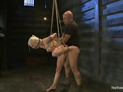 Obscene vixen Lorelei Lee gets rutted up her muff fluff