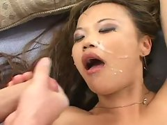 Great sensual Mia SmilesClick loves to get her mouth soakin with fresh pecker drool