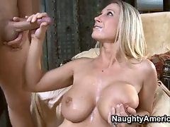 Devon Lee getting banged brutal and recieving a really gorgeous creampie