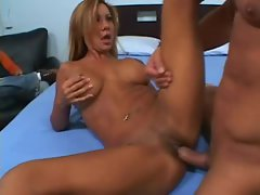 Mummy Demi Delia receives a rough, crazy banging like a nice dirty wife should
