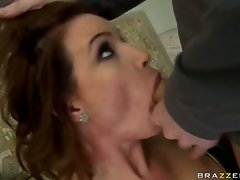 Diamond Foxxx filthy girlie love eating-up a man's meat