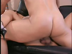 Filthy Asian Asia Carrera getting maximum enjoyment from enormous dick
