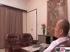 Filthy Sexual Seductive japanese Mommy Fuck Explicit clip-29