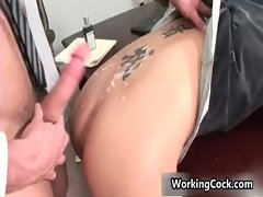Shane Frost banging and licking gay porn