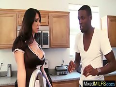 Lewd Mum Get Explicit Sex With Black Man vid-20
