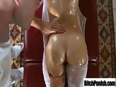 Big titted Chick Get Horny Screwed By Masseur vid-21