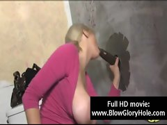 Glory Hole - Sensual Chesty Ladies Love Fellatio Pecker 21